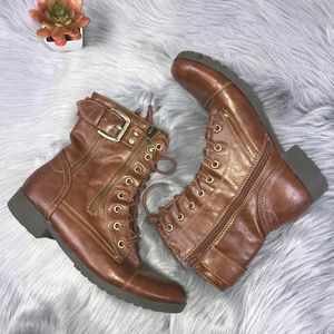 Guess - Brown (Tan) Boots